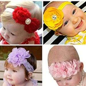 Other - Headband Hair Bow Clip Infant Toddler Mystery Box